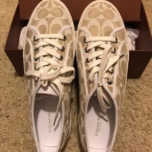 Coach shoes! Never been worn!